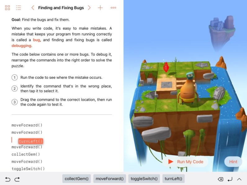 online store bb13b f3b71 Here's why Apple really created Swift Playgrounds