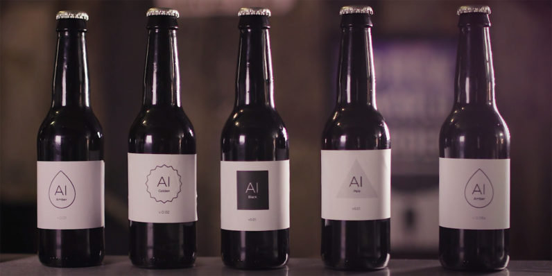This London startup is using AI to brew beer