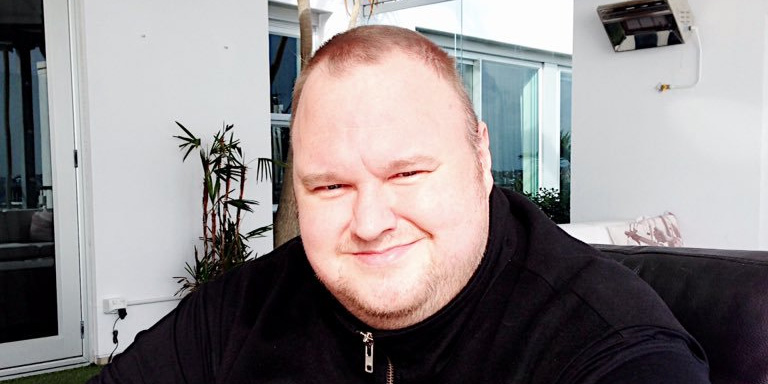 kim dotcom, cryptocurrency, token, blockchain, content, network