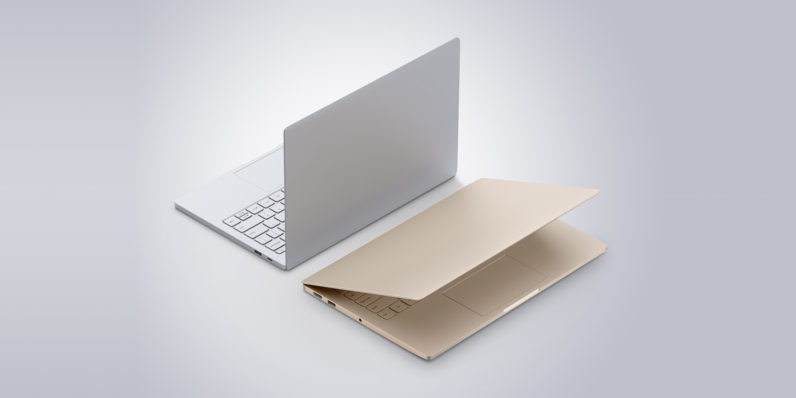 Xiaomi's getting into the laptop game with its $750 MacBook Air clone