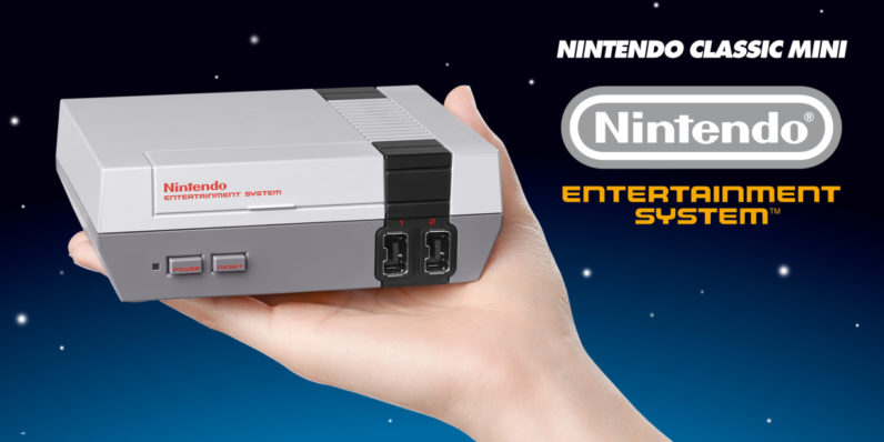 Grab the NES Classic now, because Nintendo just discontinued it