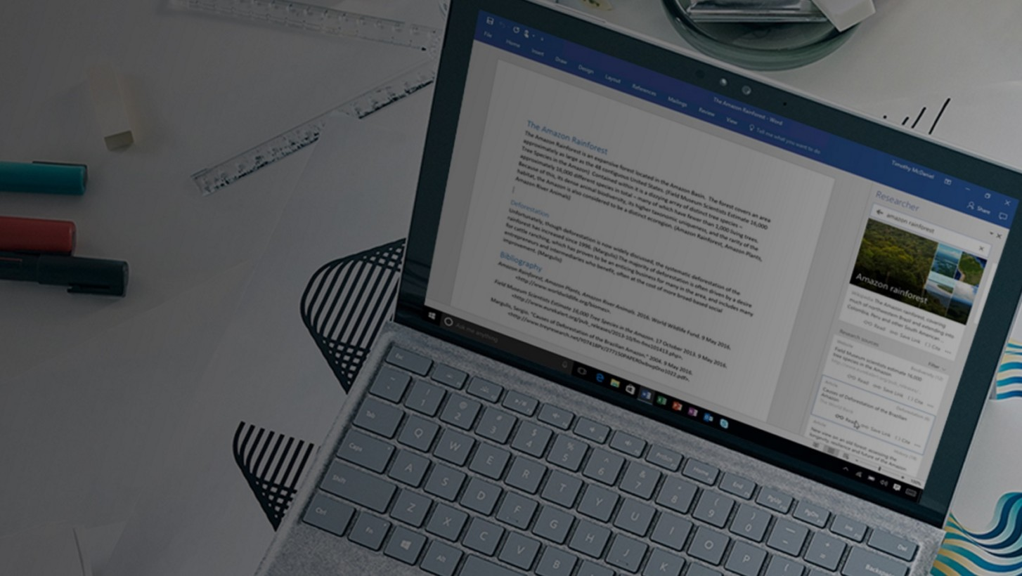 Microsoft is using AI to give Office spell-check on steroids and much more