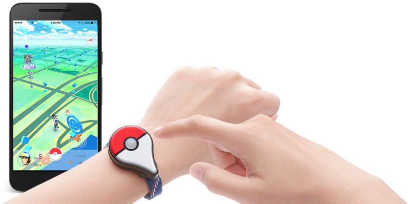 You'll have to wait another month for Nintendo's Pokémon Go Plus wearable