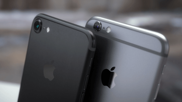 Report: Apple is adding a glossy 'Space Black' color to the iPhone 7