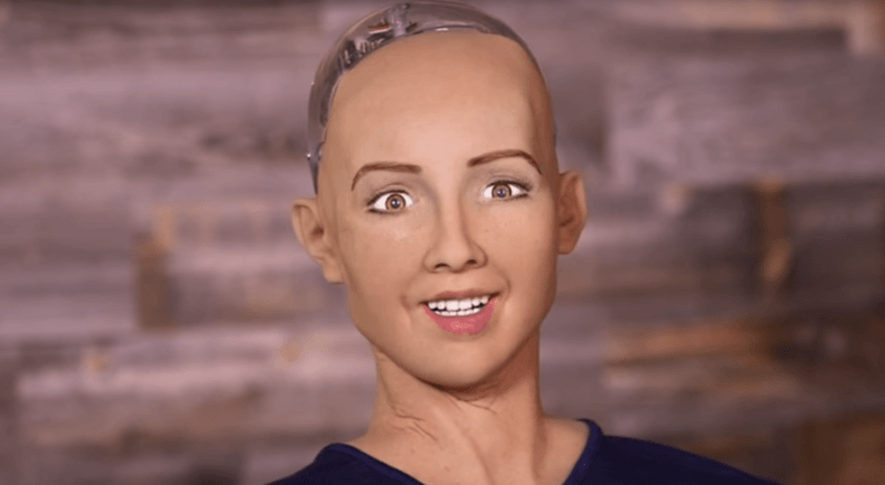 5 of the creepiest robots on the internet