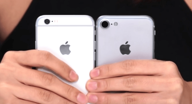 This video may be our best look yet at the iPhone 7 design