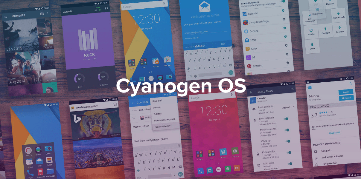 Android avoids 'bullet in the head' as Cyanogen lays off staffers