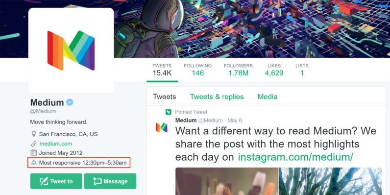 Twitter is testing 2 new customer service features that brands will love