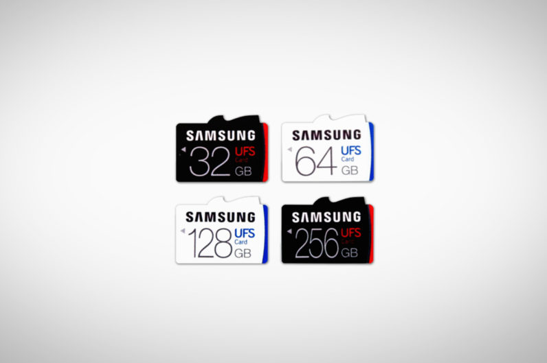 Samsung's new microSD cards are 5x faster than anything you currently own