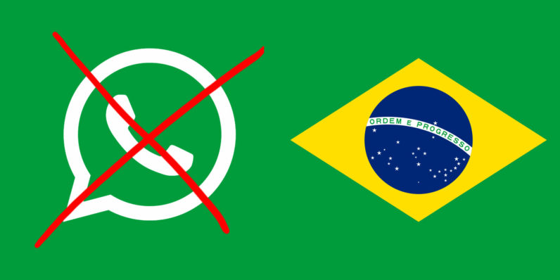 WhatsApp's new payments service is suspended in Brazil