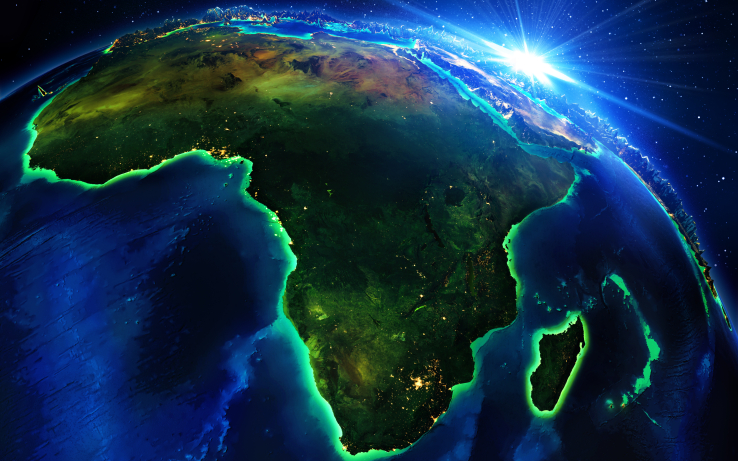 April in Africa: Mastercard goes biometric while continental internet is hit or miss