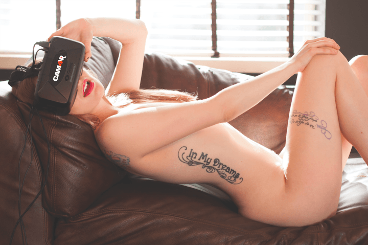 How the porn industry is taking over Virtual Reality