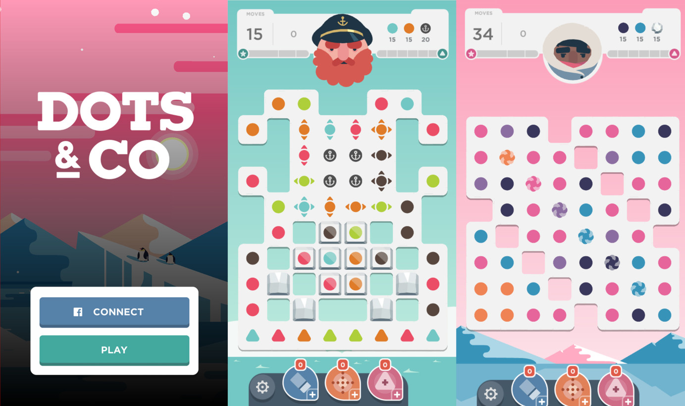 Co color painting games - Co Co Color Game Test Dots Co Is The Third Game From The Maker Of
