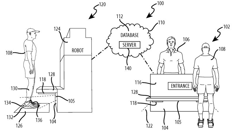 Disney patent wants to stealthily track park visitors by their shoes