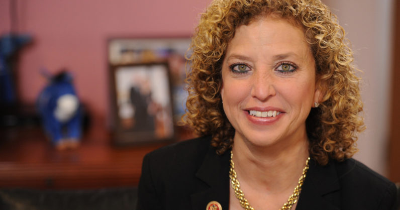 WikiLeaks email dump pushes DNC Chair Wasserman Schultz to resign