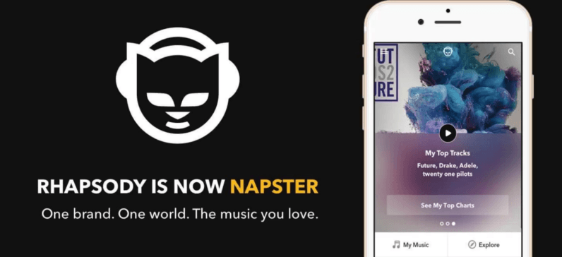 Dated music startup that renamed itself after another irrelevant one now open for business