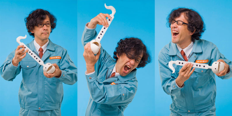 This weird Japanese instrument is equal parts horrifying and satisfying