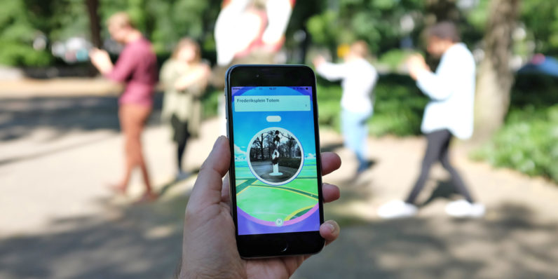 Niantic CEO wants users to play Pokémon Go on internet-connected contact lenses someday