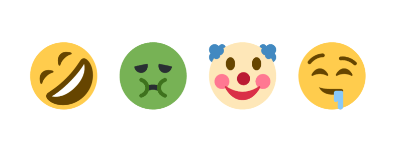 Clown emoji copy and paste