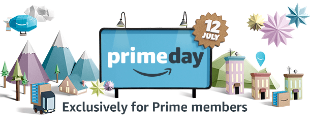 Amazon Prime Day returns on July 12 and oh boy bet you're excited