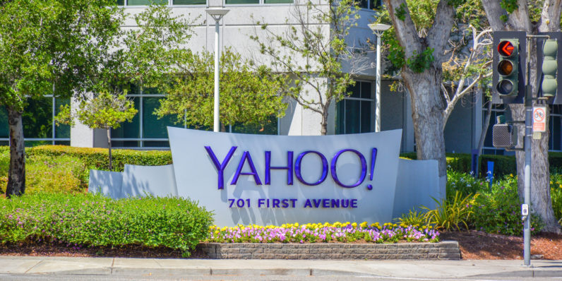 Yahoo sued after allegedly blowing $17M earmarked for humanitarian aid