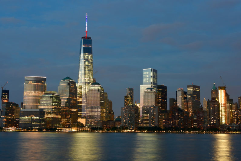 Free Brooklyn event lets you control the color of World Trade Center's spire