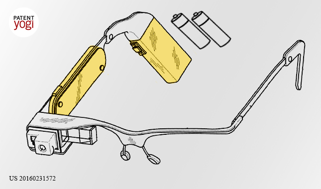 This week in patents: Google Glass goes old school with battery power