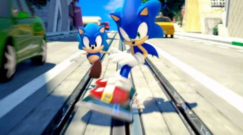 Sega flips Nintendo the bird, tells fans 'keep making great stuff'