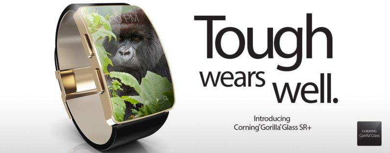 New Gorilla Glass for wearables is almost as scratch-proof as sapphire crystal