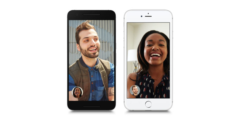 Google launches its Facetime-like Duo video calling app for Android and iOS