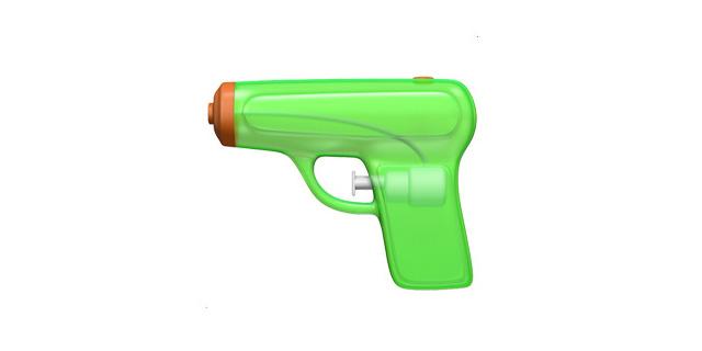Why are we so afraid of a gun emoji?