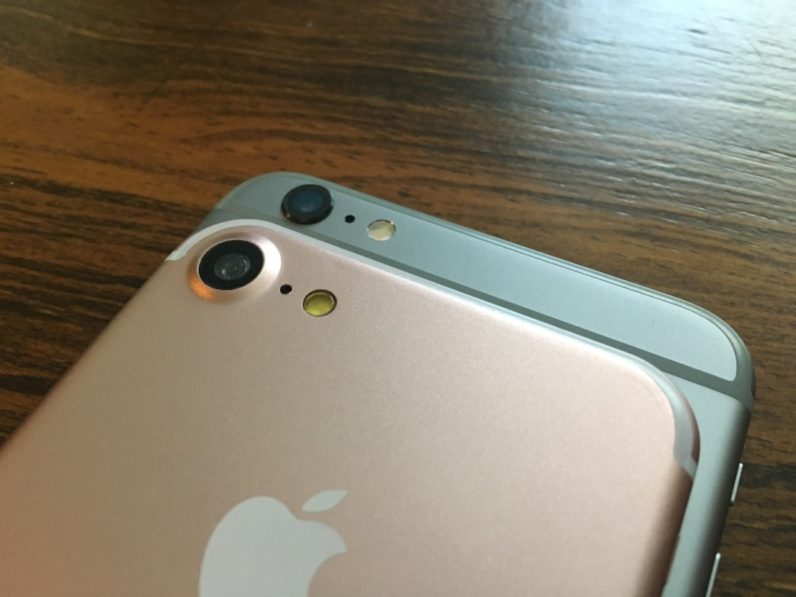 The iPhone 7 (or maybe just the Plus) could have 256GB storage option