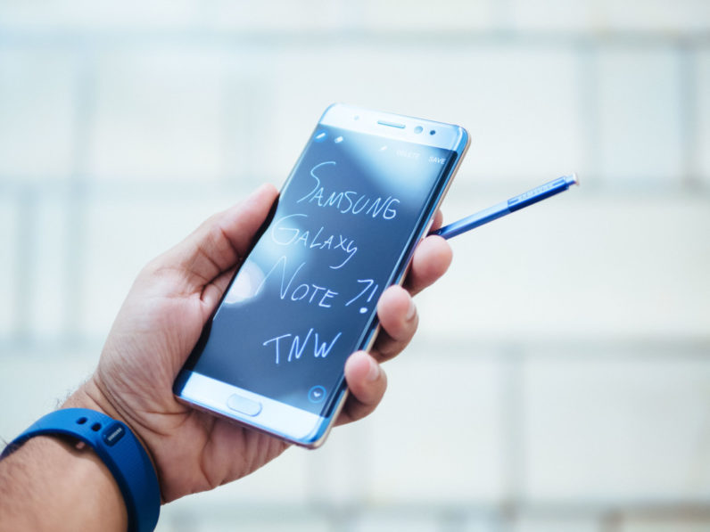 This is the Samsung Galaxy Note 7 (in-depth hands-on)
