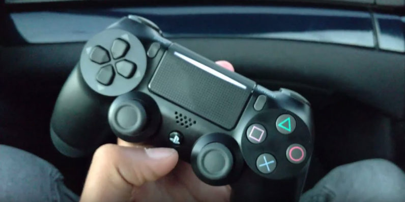 Is this the new PS4 Slim controller?