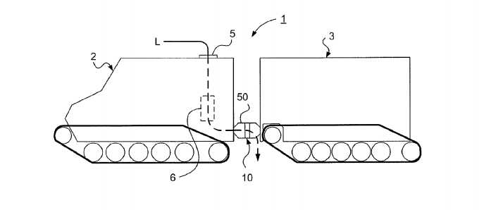Apple's latest patent suggests it's working on a… bendy bus? Update: It's not Apple