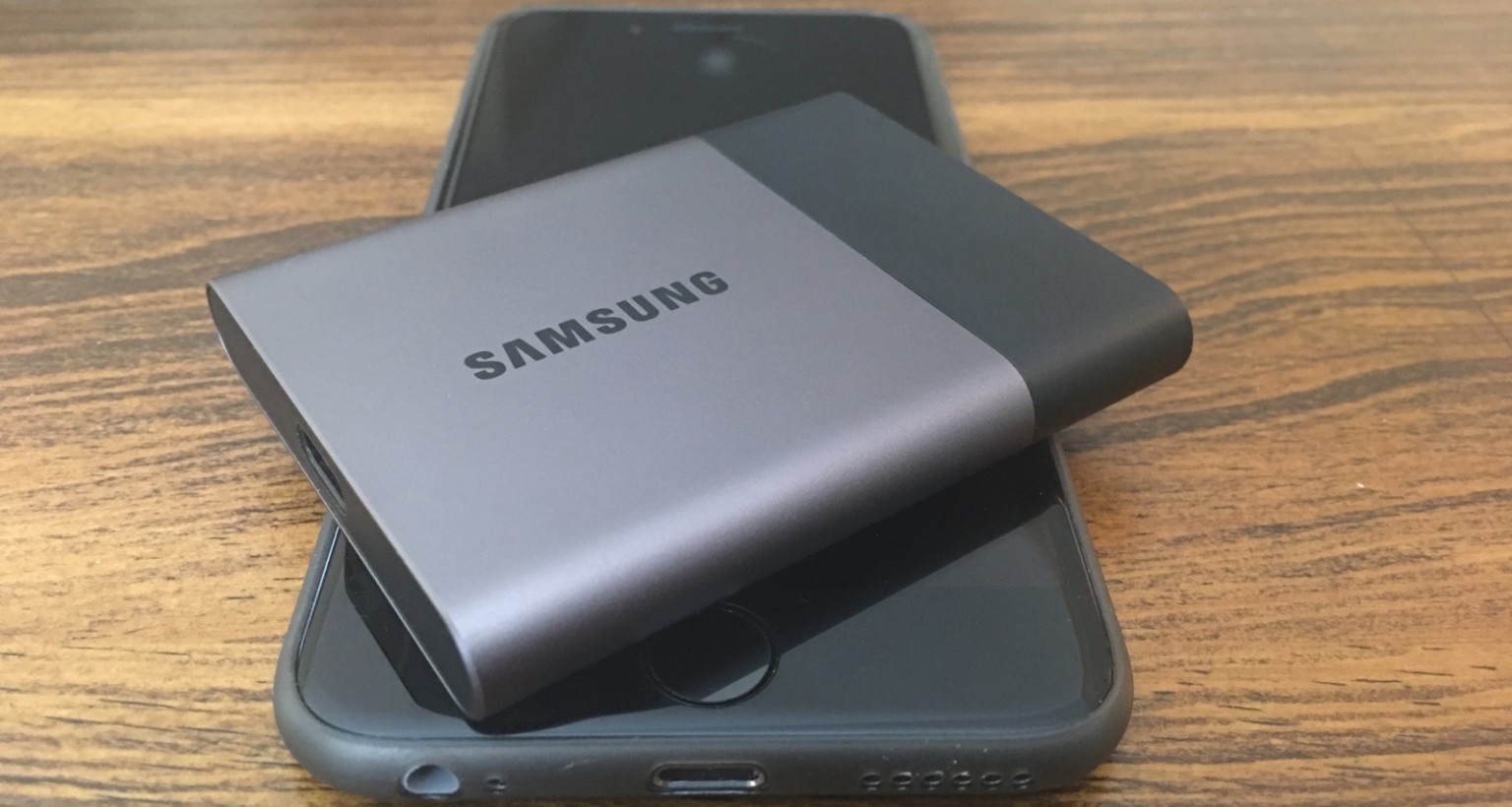 Samsung T3 Ssd Review A Glass Ceiling On Cloud Storage