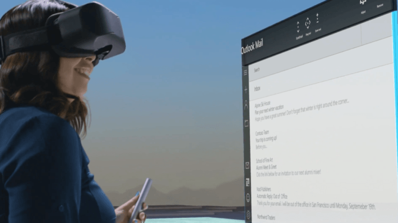 Every new Windows 10 PC will support HoloLens next year