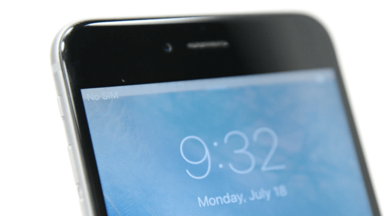 Apple still isn't acknowledging its growing 'touch disease' problem