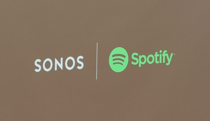 Spotify will soon be able to control your Sonos without Wi-Fi