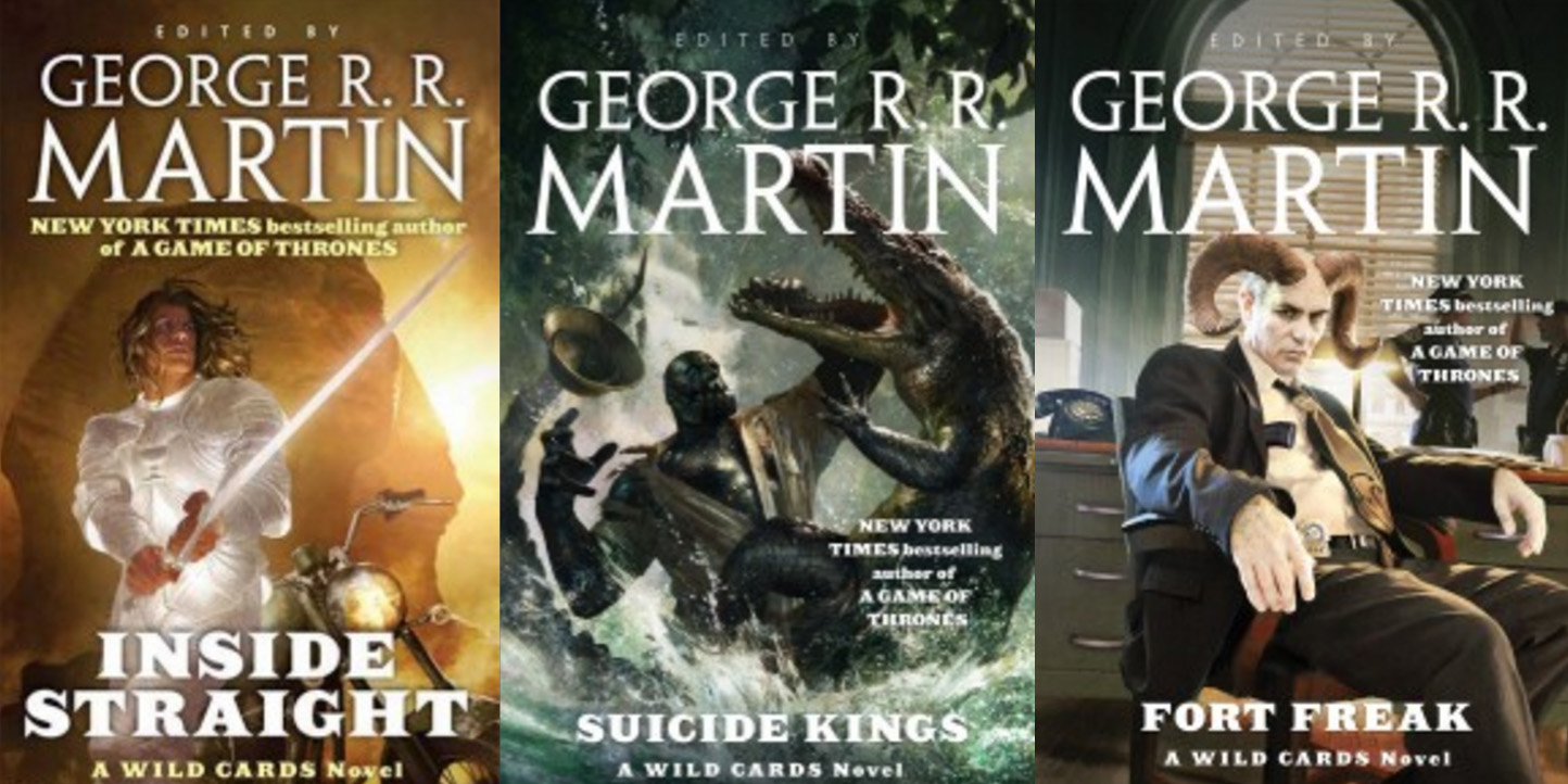 Game of Thrones author may have another huge TV hit soon