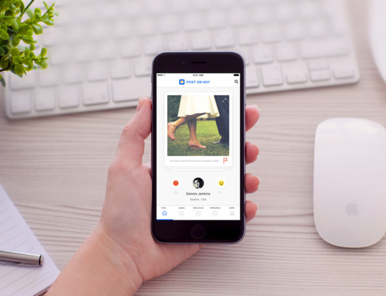 Should you really post that photo online? This app will tell you