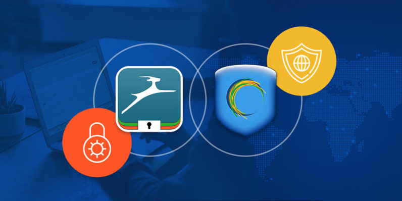 Dashlane and VPN Privacy Bundle