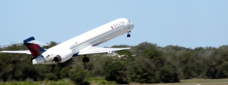 Flying Delta? You're going to have a really long day