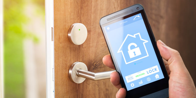 Buying a smart lock might be a dumb investment