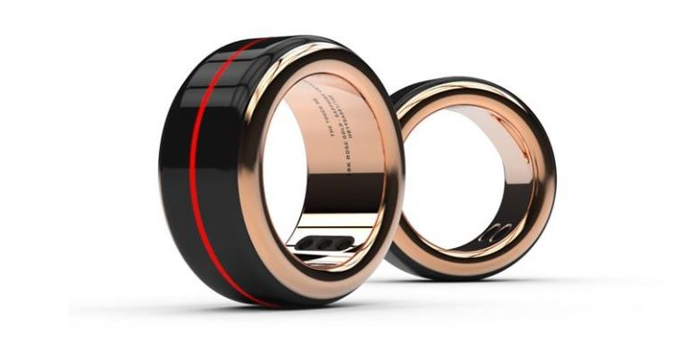 A ring that lets you feel your partner's heartbeat is trolling at level 10