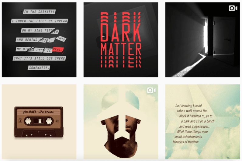 Apple's new Instagram page is digital heaven for those who love quotes