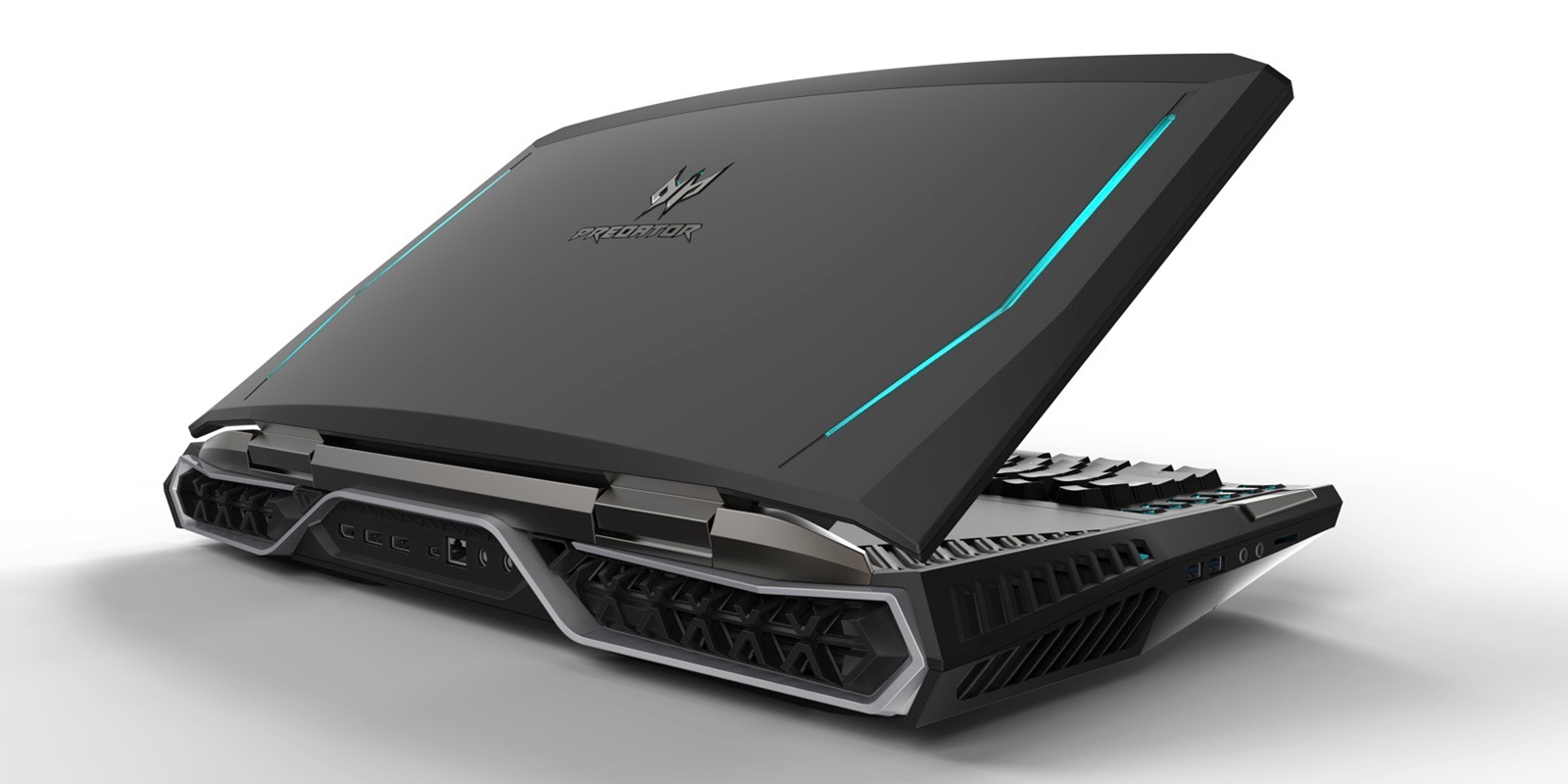 Acer's latest gaming laptop looks absolutely horrifying