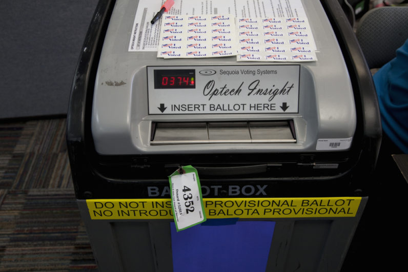 An easy-to-find $15 piece of hardware is all it takes to hack a voting machine