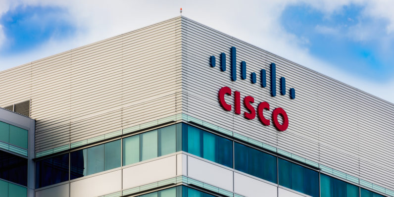 Cisco is axing 5,500 jobs as it shifts focus away from hardware