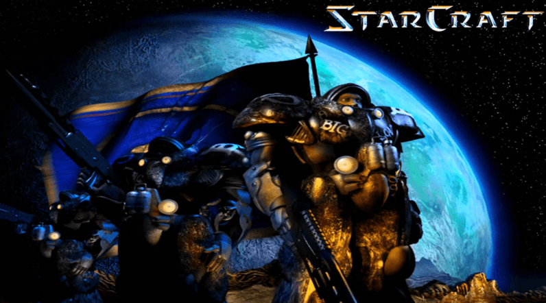 Blizzard is reportedly remastering the original Starcraft for an HD release